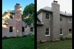 Lemont, IL Brick Color Transformation 4